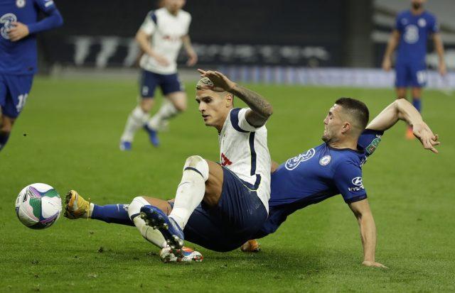 Tottenham Hotspur vs Chelsea Head To Head Results & Records (H2H)