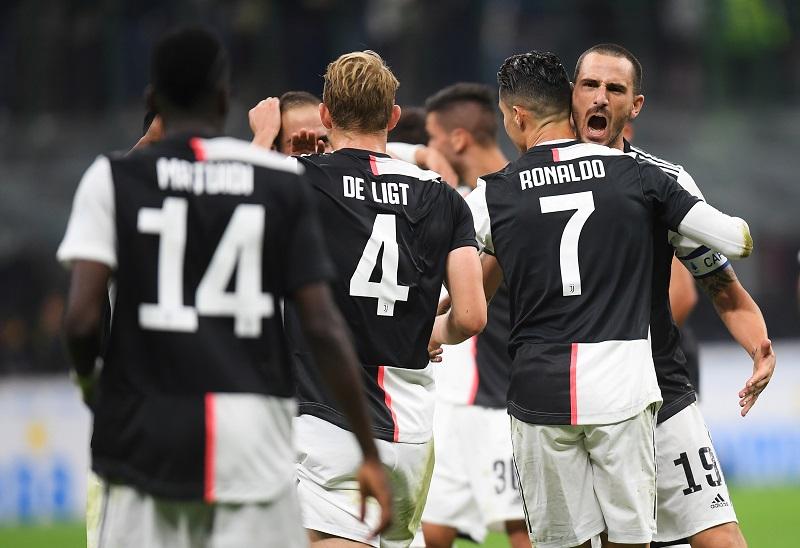 Juventus Predicted line up vs Atalanta