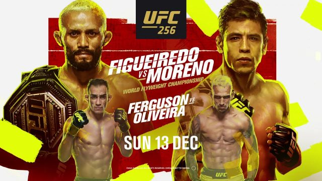 UFC 256 Odds Figueiredo vs. Moreno Odds & Betting Tips!