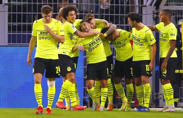 Borussia Dortmund Players Salaries 2021