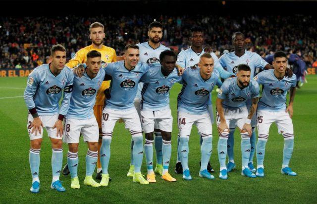 Celta Vigo Players Salaries 2021