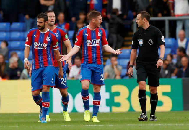 Crystal Palace Players Salaries 2021