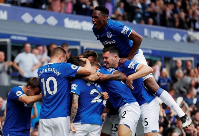 Everton Players Salaries 2021