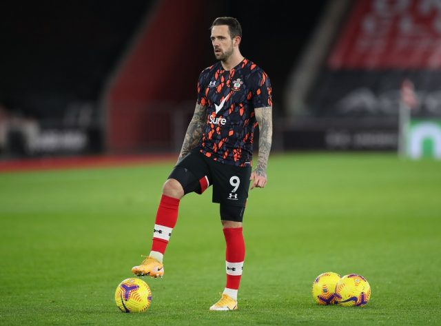 Leicester City And Everton Fighting It Out For Danny Ings