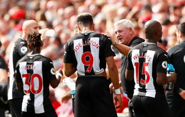 Newcastle United Players Salaries 2021