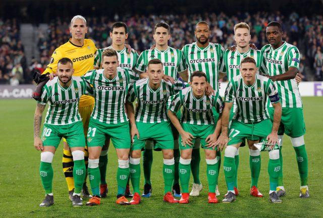 Real Betis Players Salaries 2021