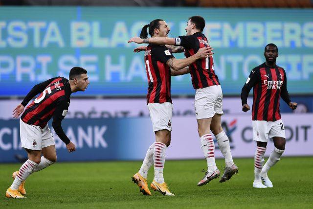 AC Milan vs Inter Milan Predicted Line Up