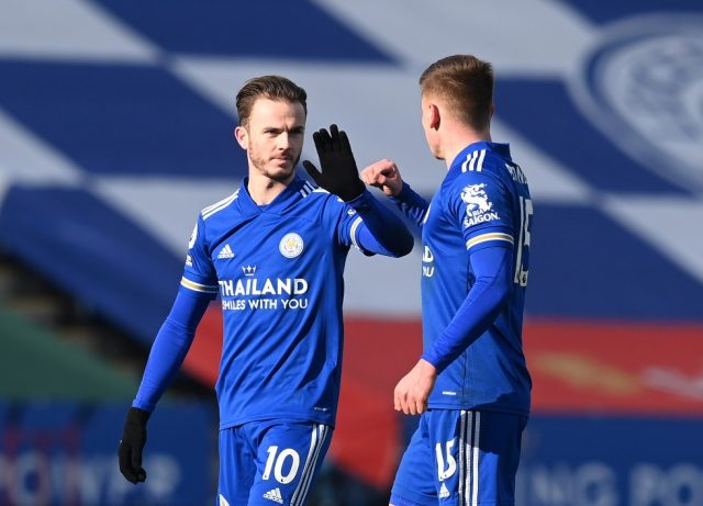 Leicester City Feeling Confident After Comeback 3-1 Win Over Pool