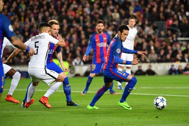 PSG vs Barcelona Live Stream