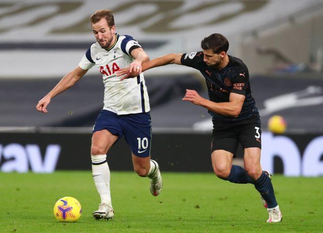 Tottenham Hotspur vs Manchester City Head To Head Results & Records (H2H)