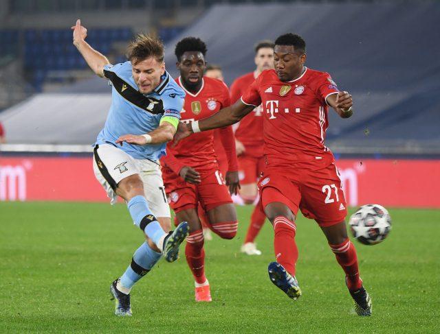 Bayern Munich vs Lazio Live Stream