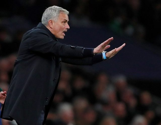 Jamie Carragher aims a sly dig at Jose Mourinho
