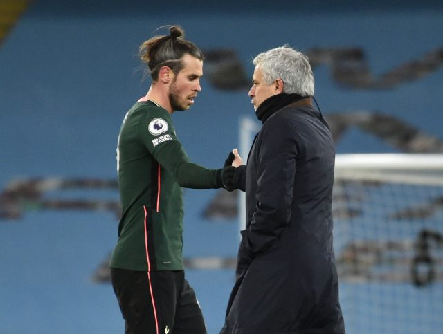 Jose Mourinho happy with Gareth Bale after Burnley win