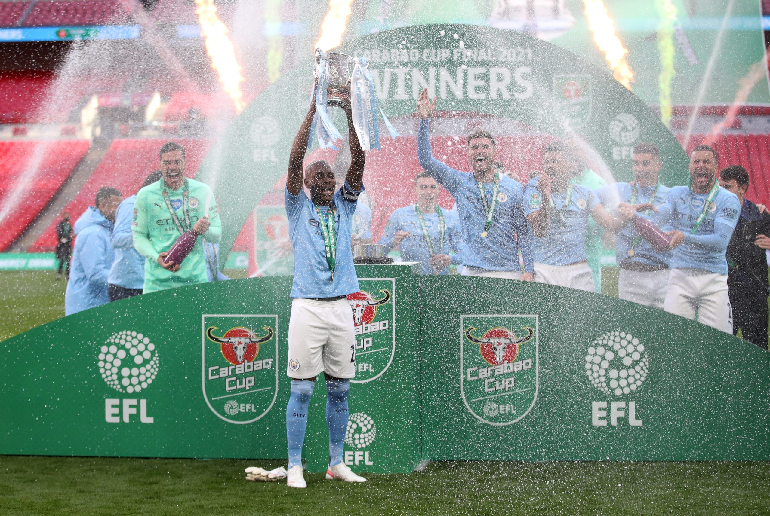Man City is the Carabao Cup Winner 2021