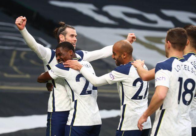 Tottenham Predicted Line Up vs Manchester City