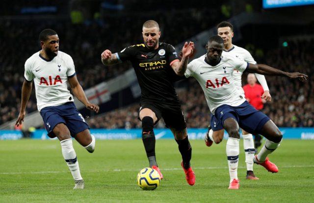 Tottenham vs Manchester City Head To Head