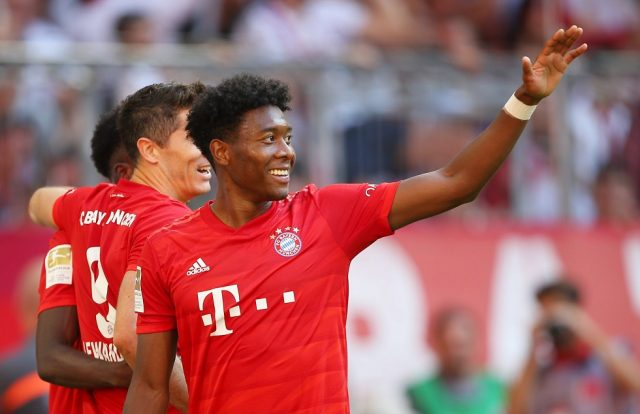 David Alaba Did Not Consider Anybody Other Than Real Madrid