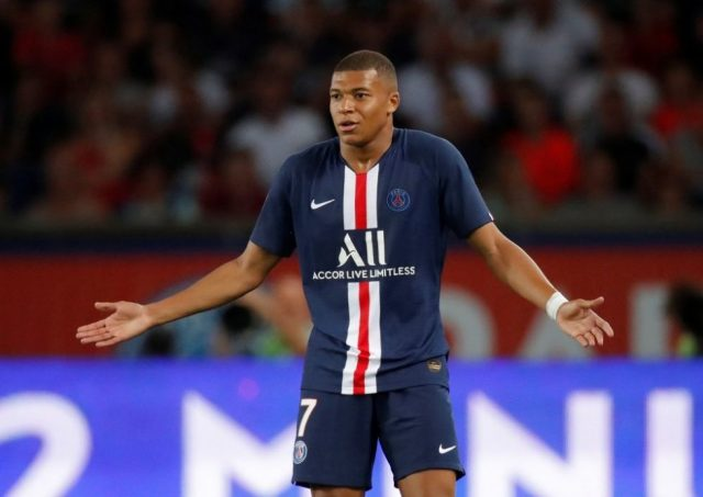 Kylian Mbappe open to signing new deal with PSG