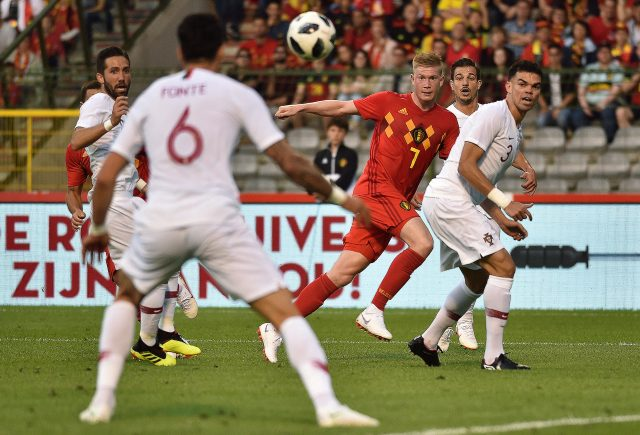 Belgium vs Portugal Head to Head