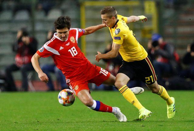 Belgium vs Russia Head To Head Results & Records (H2H)