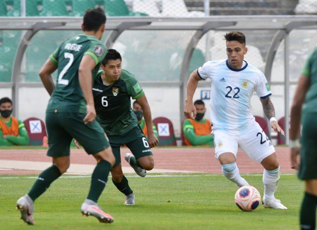 Bolivia vs Argentina Head to Head