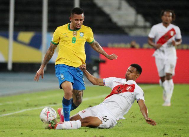 Brazil vs Peru Head to Head