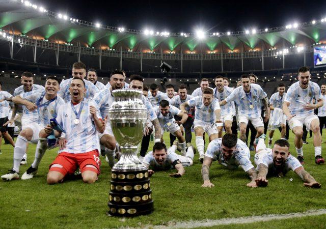 Copa America Winner Prize Money 2021