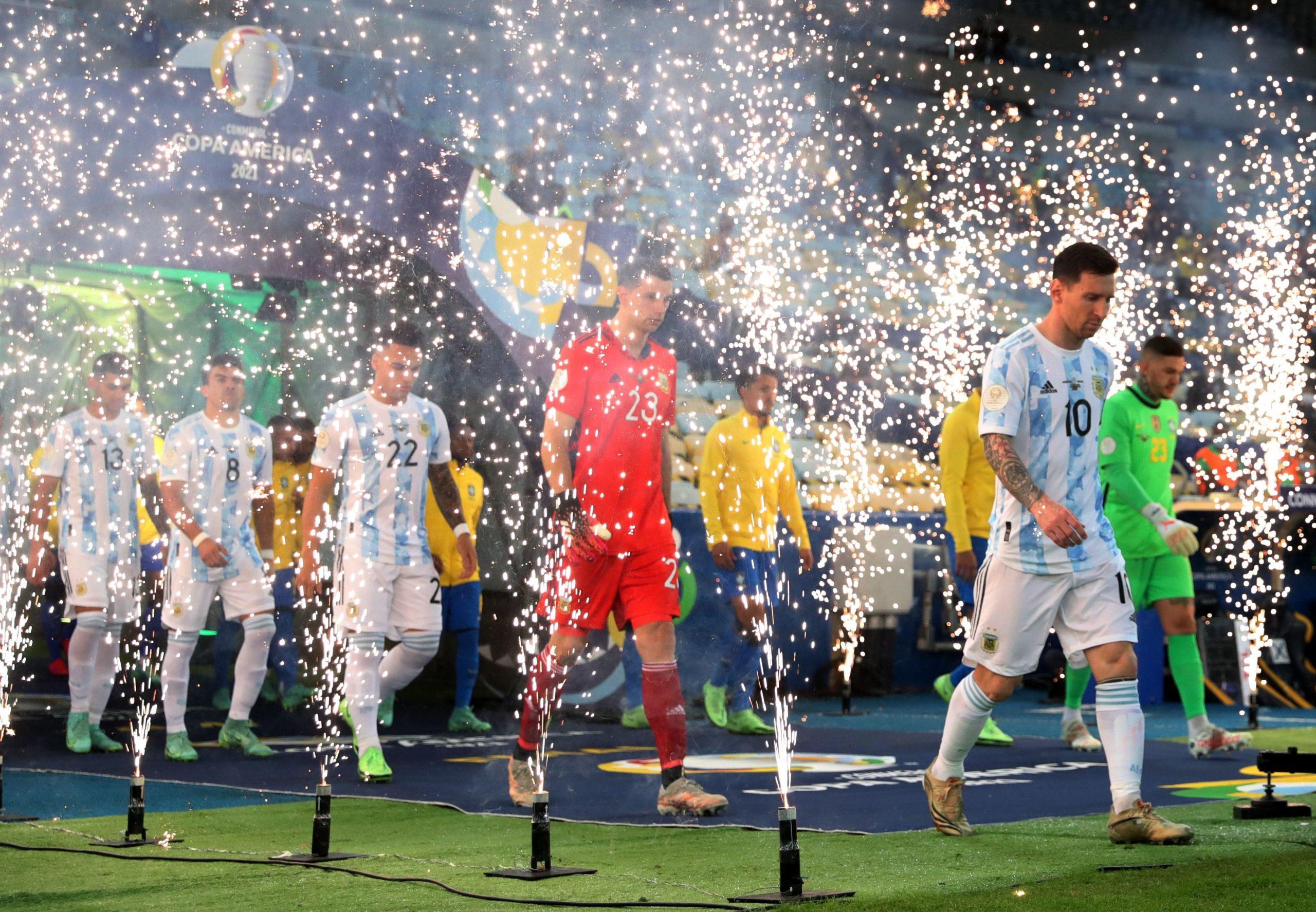 Copa America Winners list 2021