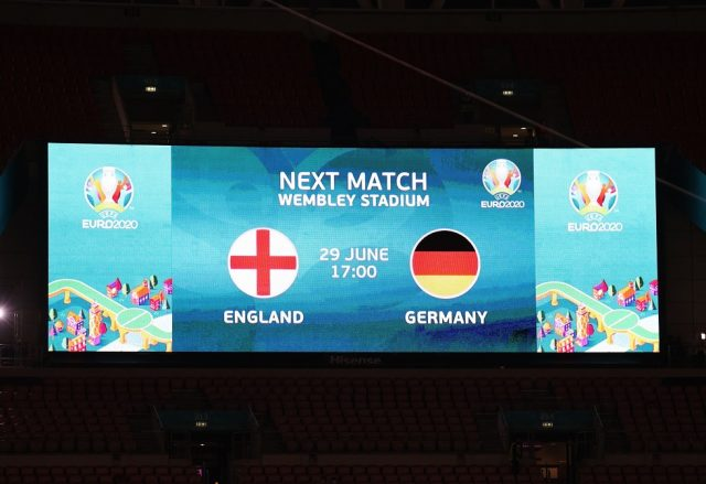 England vs Germany Republic Head To Head Results & Records (H2H)