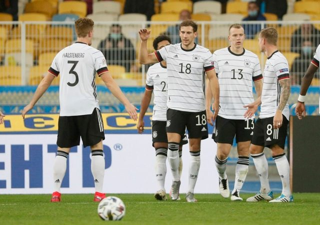 Germany Euro 2020 schedule