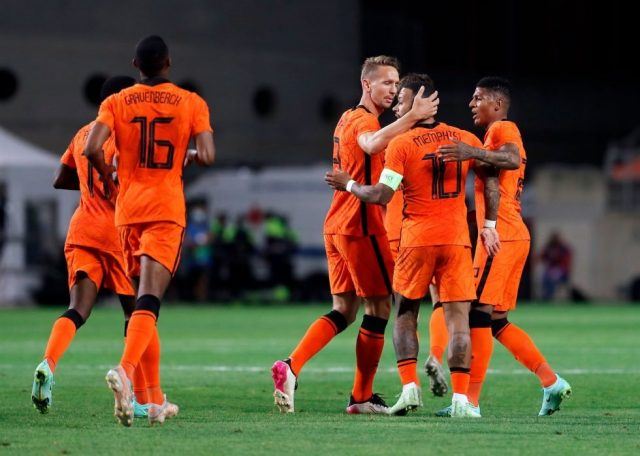 Netherlands Euro 2020 schedule - all games, dates and fixtures in 2021!
