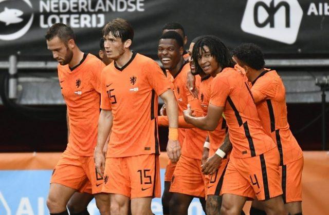 Netherlands vs Czech Republic Lineup