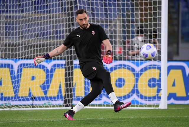 PSG Have Agreed Terms With Gianluigi Donnarumma