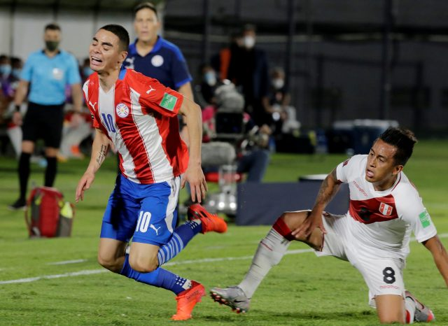 Peru vs Paraguay Head to Head