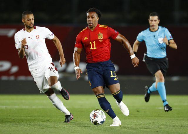 Switzerland vs Spain Head to Head