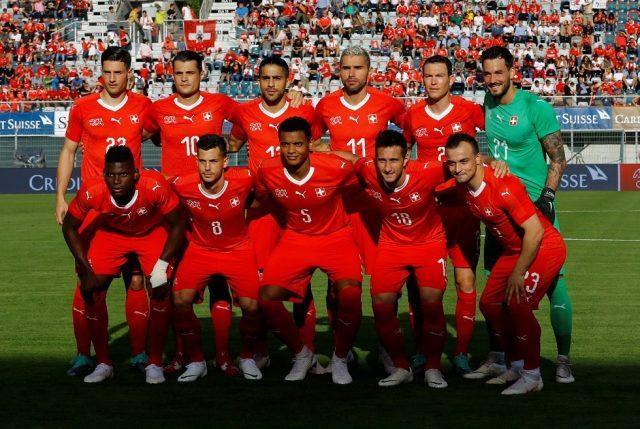 Switzerland vs Turkey Head To Head