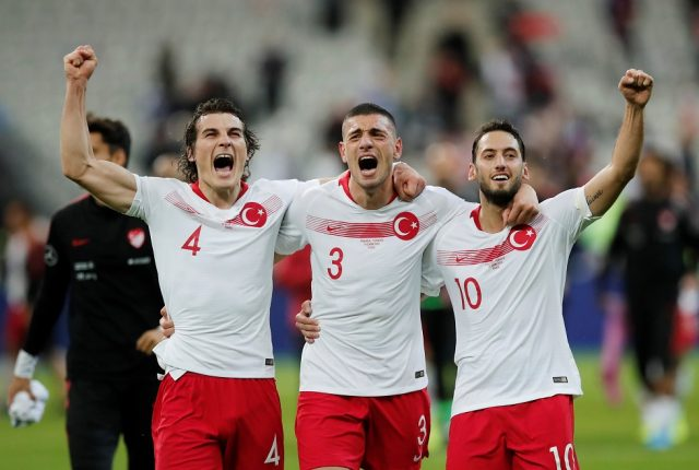 Turkey vs Wales Head To Head Results & Records (H2H)