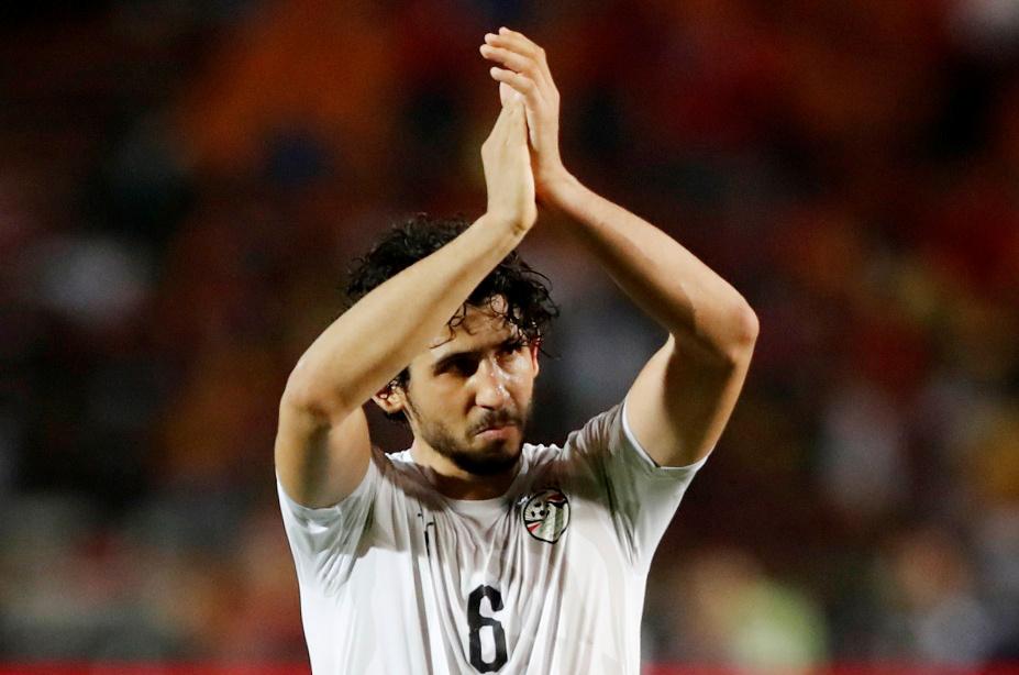 Ahmed Hegazi