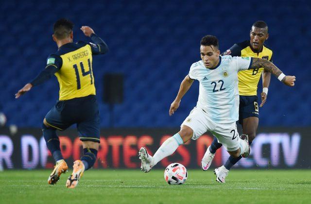 Argentina vs Ecuador Head to Head
