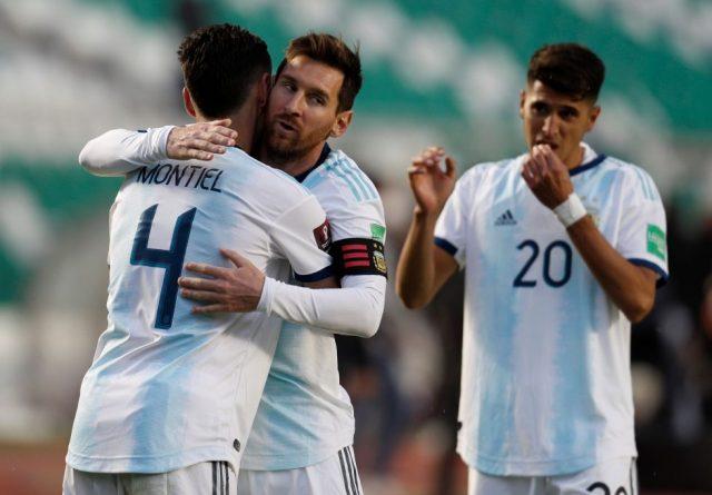 Argentina vs Ecuador Live Stream