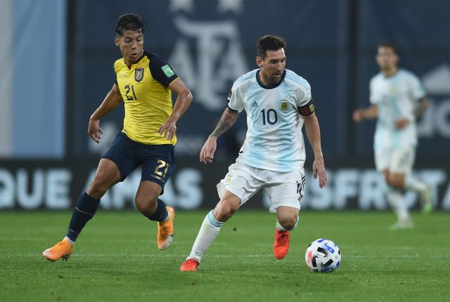 Argentina vs Ecuador Prediction
