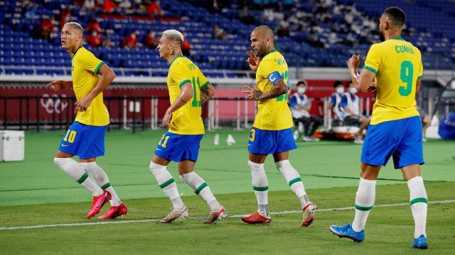 Brazil vs Egypt Head To Head