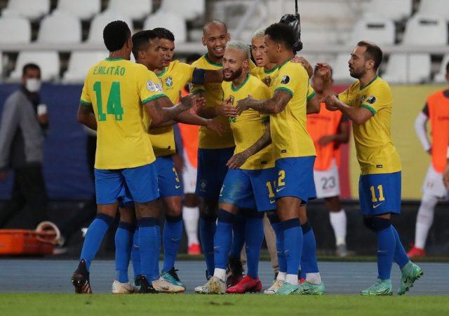 Brazil vs Peru Live Stream
