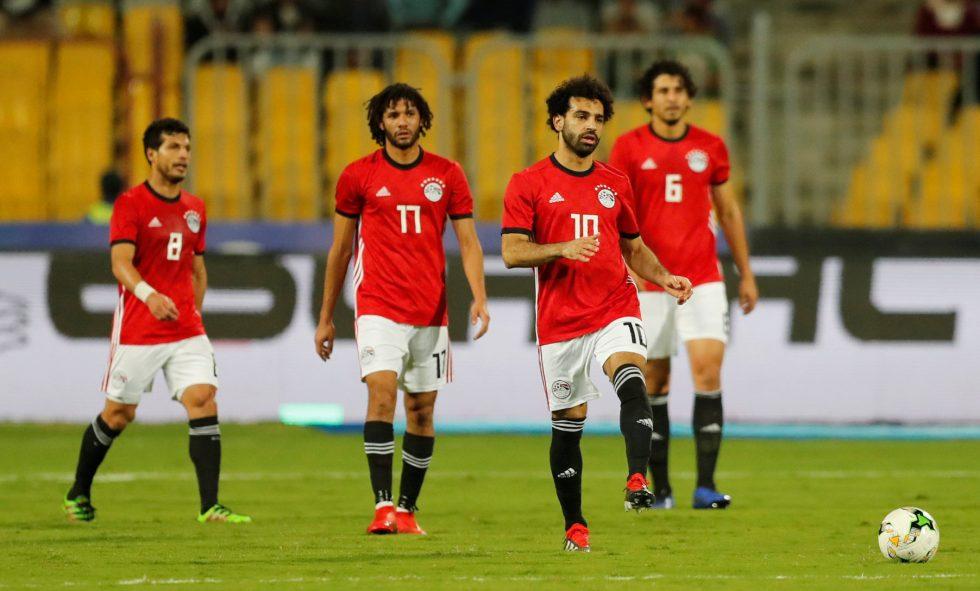 Egypt Squad Olympics 2021