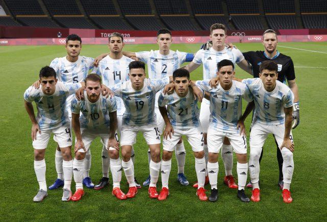Egypt vs Argentina Head To Head