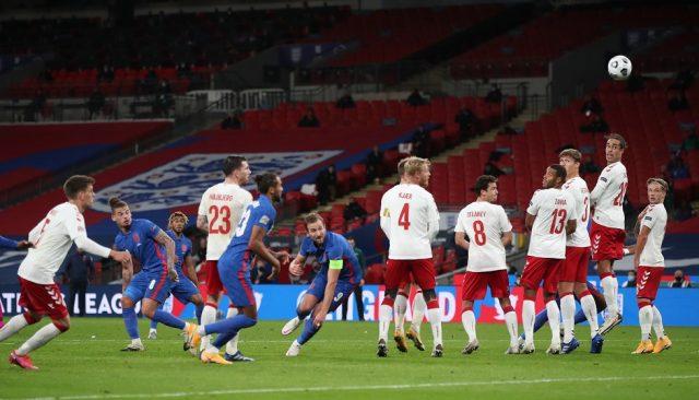 England vs Denmark Head To Head Results & Records (H2H)
