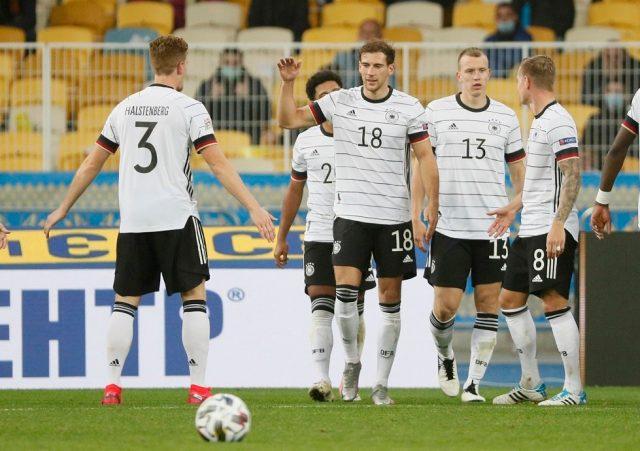 Germany Squad Olympics 2021