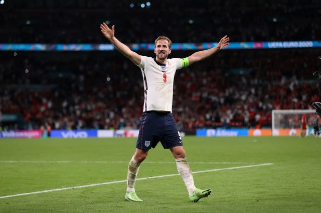 Harry Kane Delighted To Be Injury Free During Euros