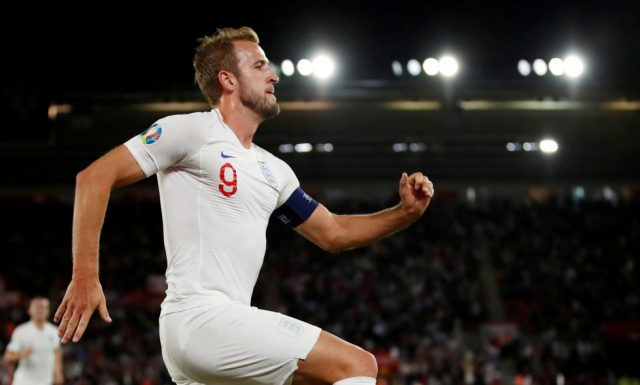 Harry Kane wants to lead England to silverware this Sunday