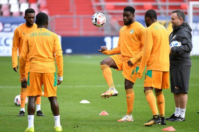 Ivory Coast Squad Olympics 2021